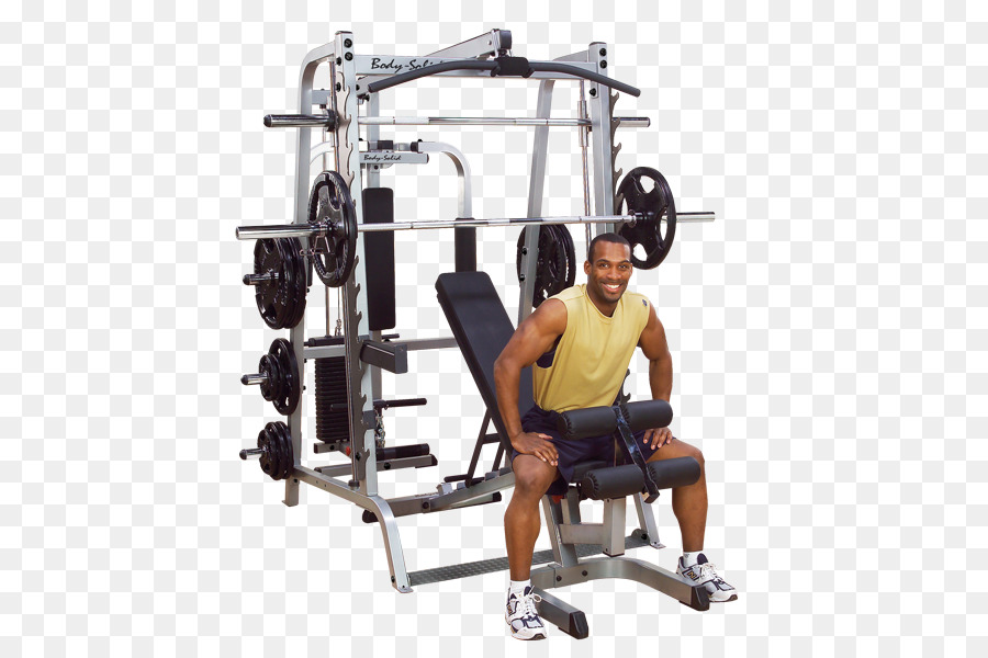 Máquina Smith Centro de Fitness, equipo de Ejercicio rack de ...