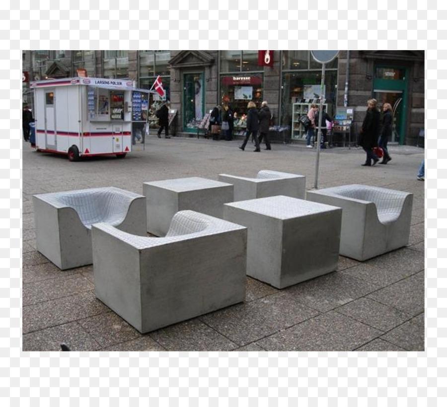 Meubles de jardin en Béton de la Rue de meubles Chaise ...
