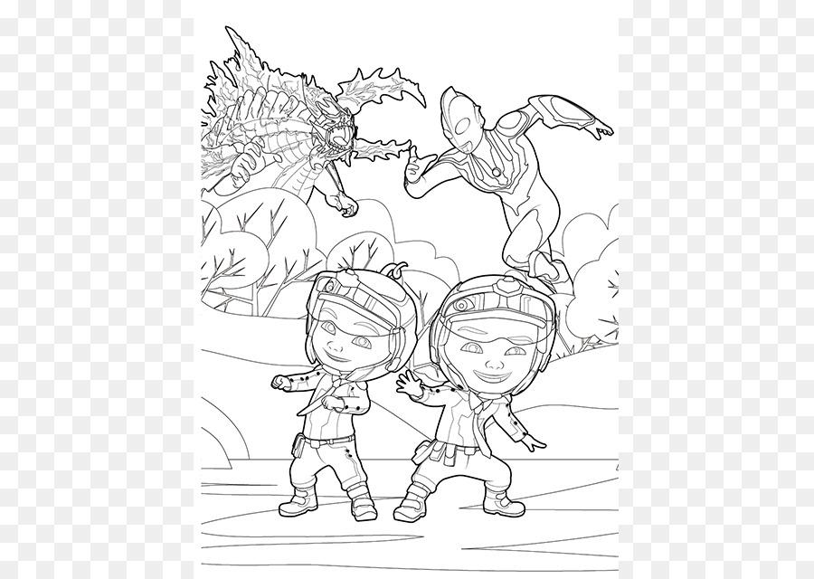 Libro para colorear de Niño en blanco y Negro Dibujo de Croquis ...