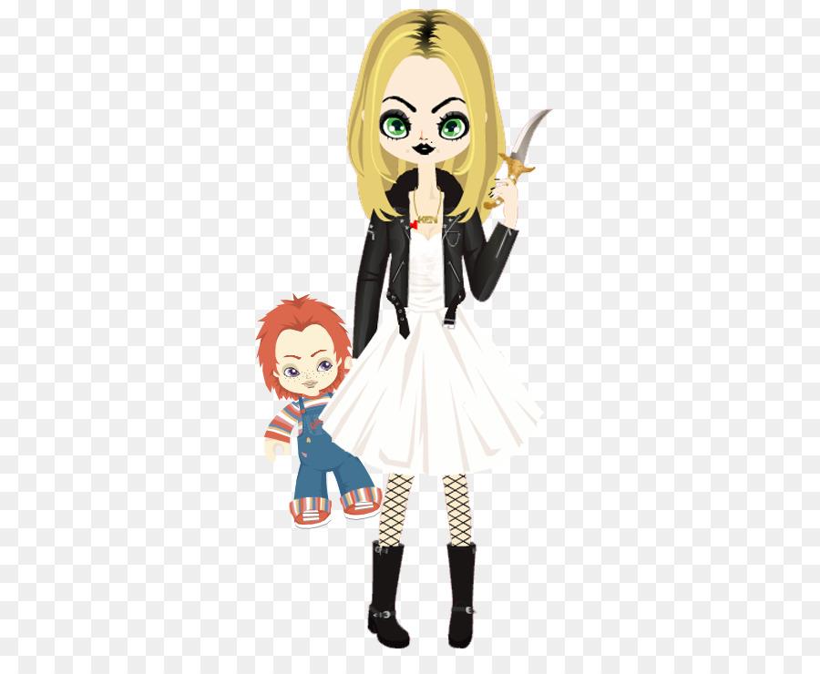 Chucky Film Desainer Kostum Karakter Pengantin Chucky Unduh