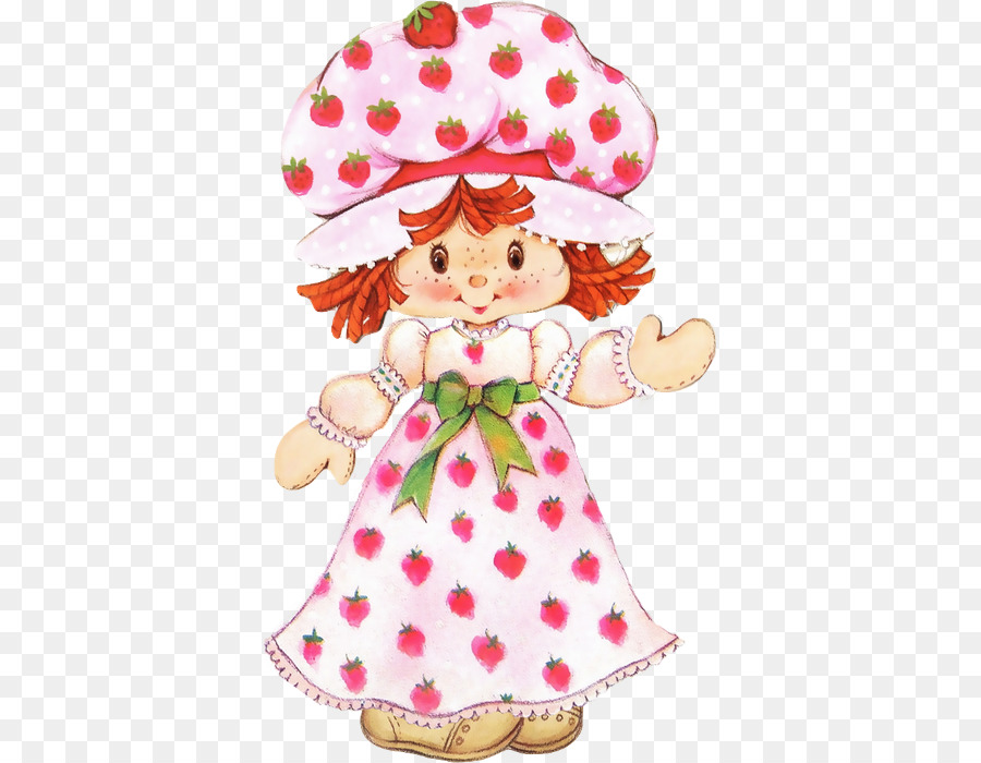 Strawberry Shortcake muñeca de Papel - muñeca png dibujo ...