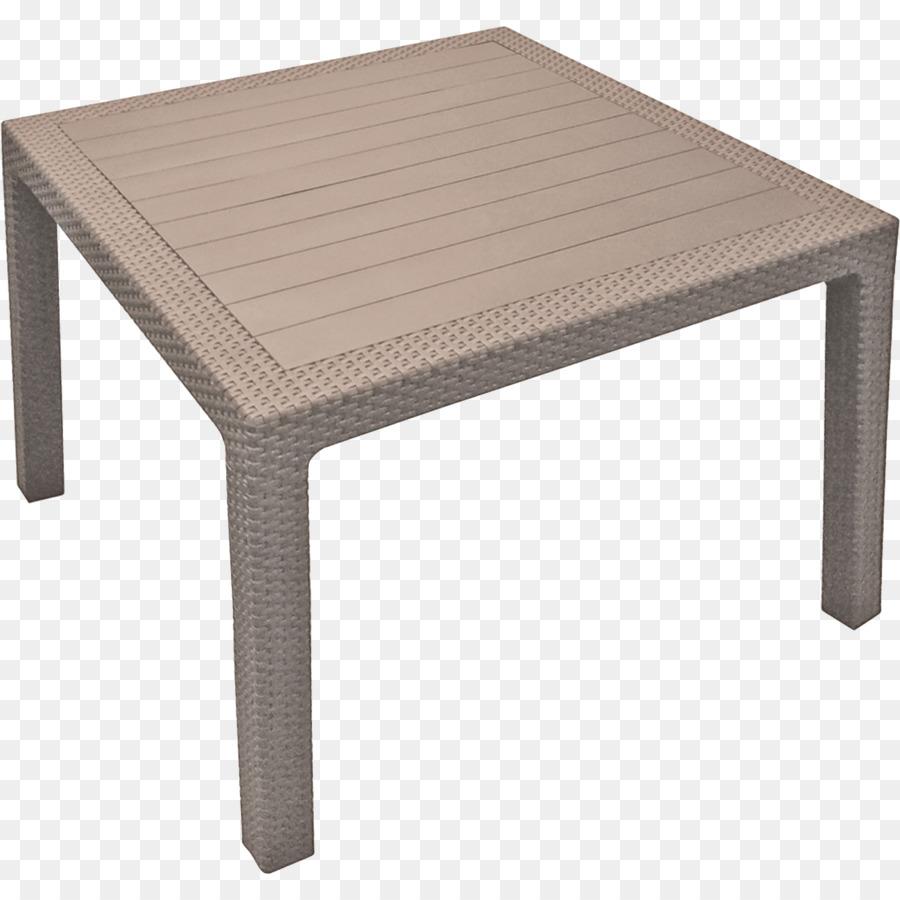 Tisch Kunststoff Ratan Gartenmöbel Tabelle Png Herunterladen