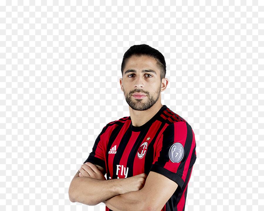 Seconda Maglia AC Milan RICARDO RODRIGUEZ