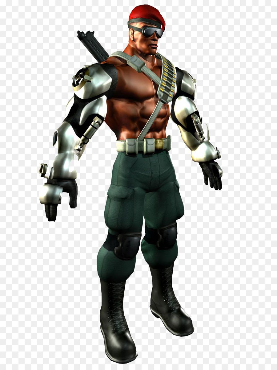 Mortal Kombat Deadly Alliance Mercenary png download - 700