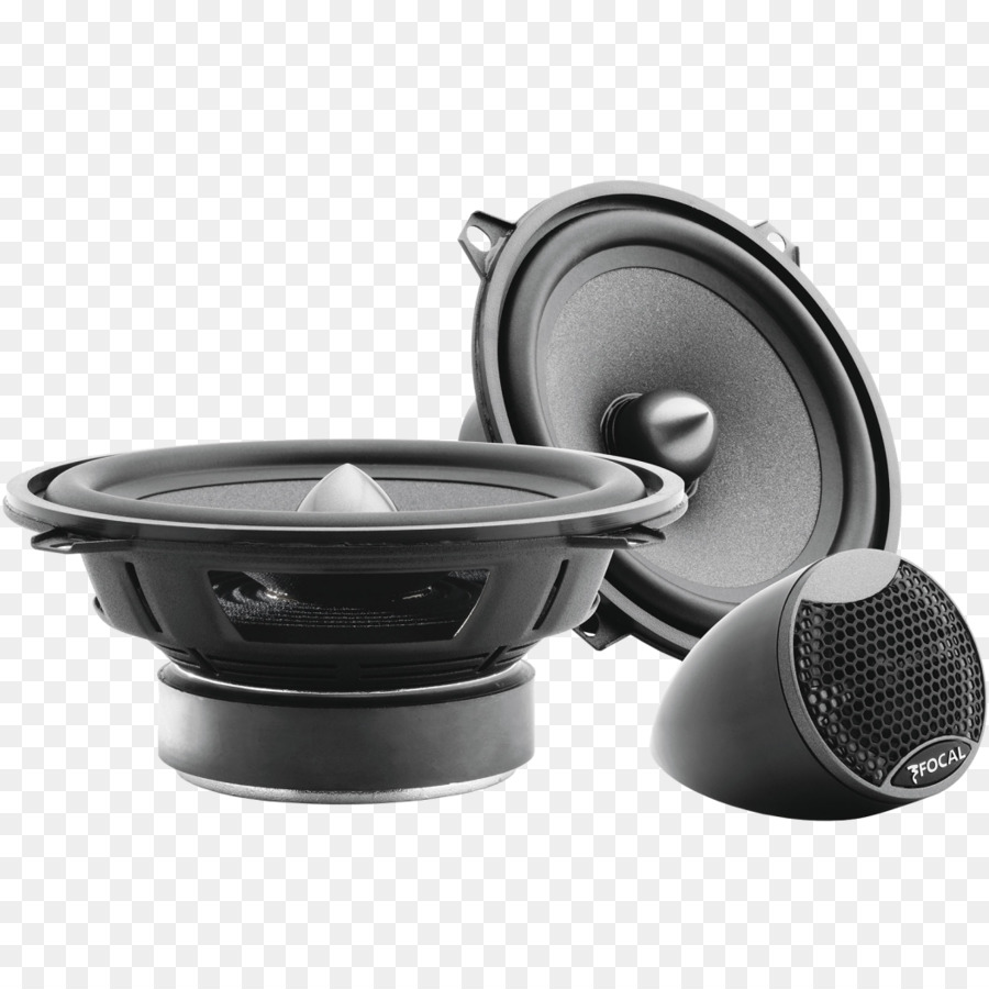Car Focal ISS 2-Way Component Speakers Vehicle audio Loudspeaker - car