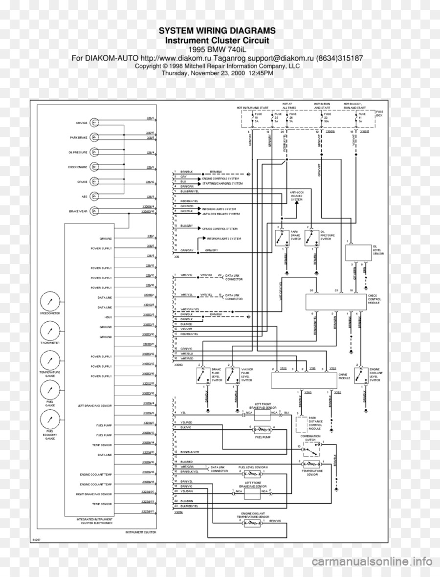 k1200lt tape deck wiring diagram