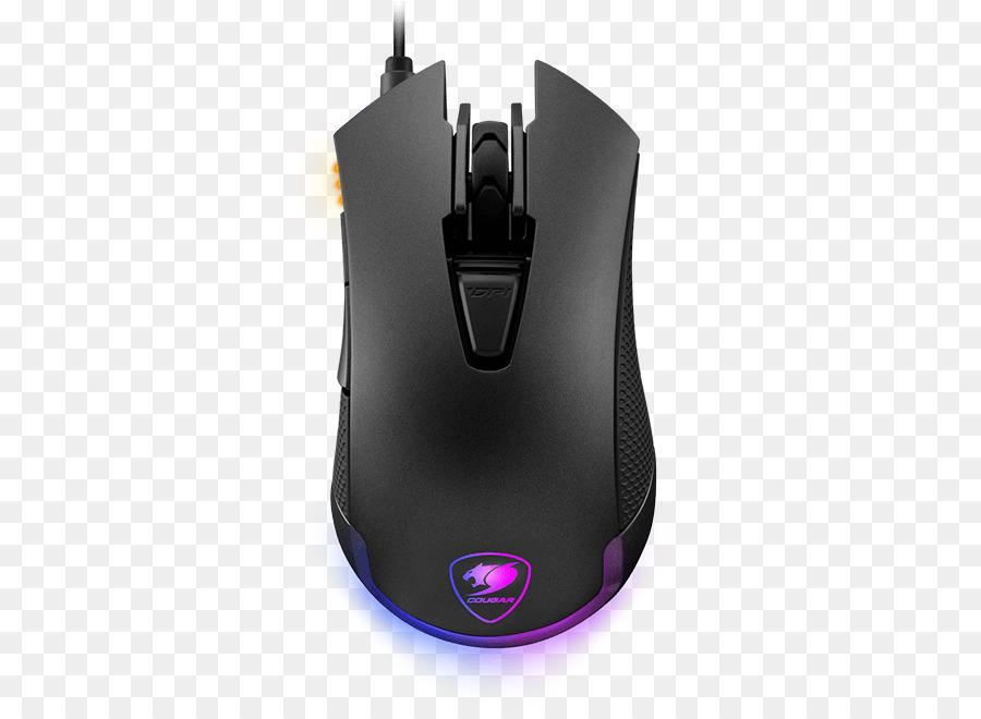 a58b6e61a79 Computer mouse Razer Inc. Gamer COUGAR Revenger 12000 DPI High ...