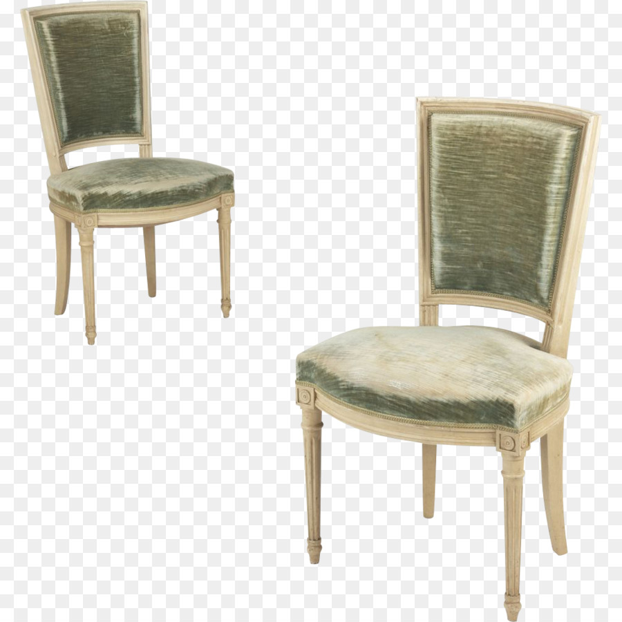 Chair Louis XVI style Table Bergère Fauteuil - chair png download ...