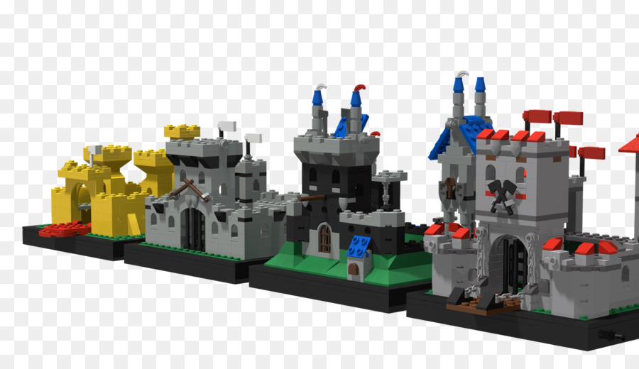Lego Ideas Castles Through Time The Lego Group Castle Png Download