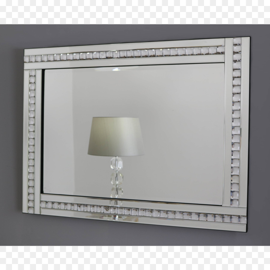 Light Mirror Crystal Picture Frames Glass Light Png Download