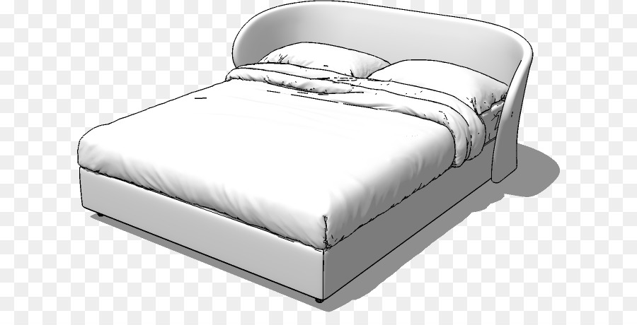 Bed Frame Mattress Sketchup 3d Warehouse Mattress Png Download