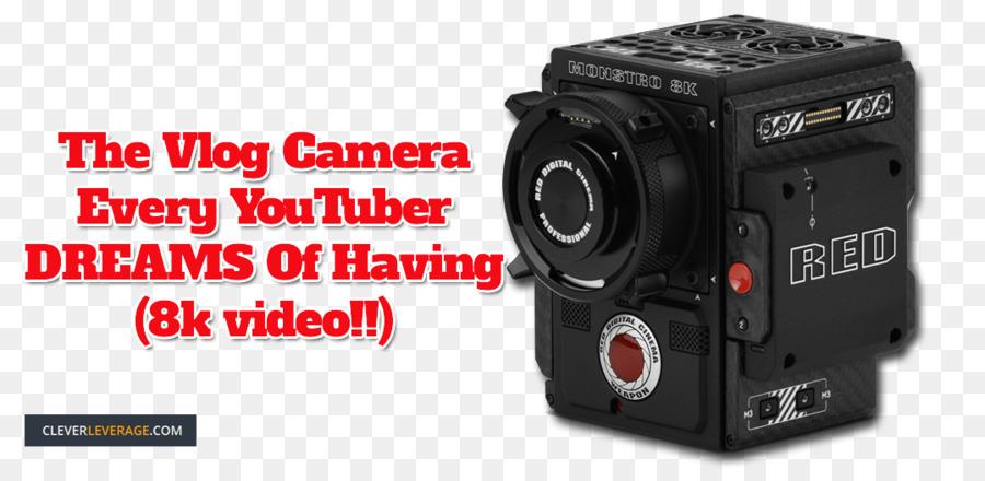 Red Digital Cinema 8K de resolución de Vídeo de las Cámaras de ...
