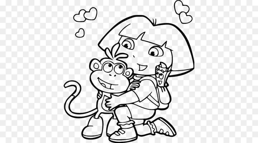 Libro para colorear de Niño de Nick Jr - niño png dibujo ...