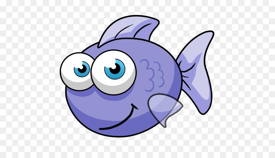 La Película De Dibujos Animados De Pescado Comer O Ser