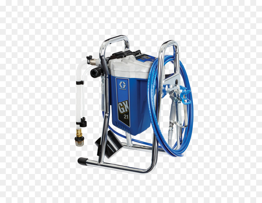 Spray painting Airless Graco Sprayer - paint png download - 700*700 ...