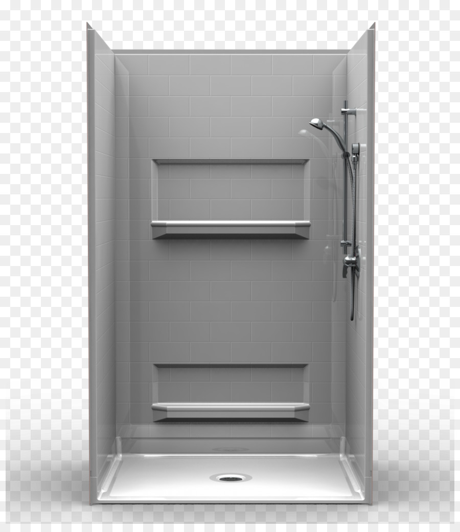 Shower Bathroom Accessible bathtub Disability - shower png download ...
