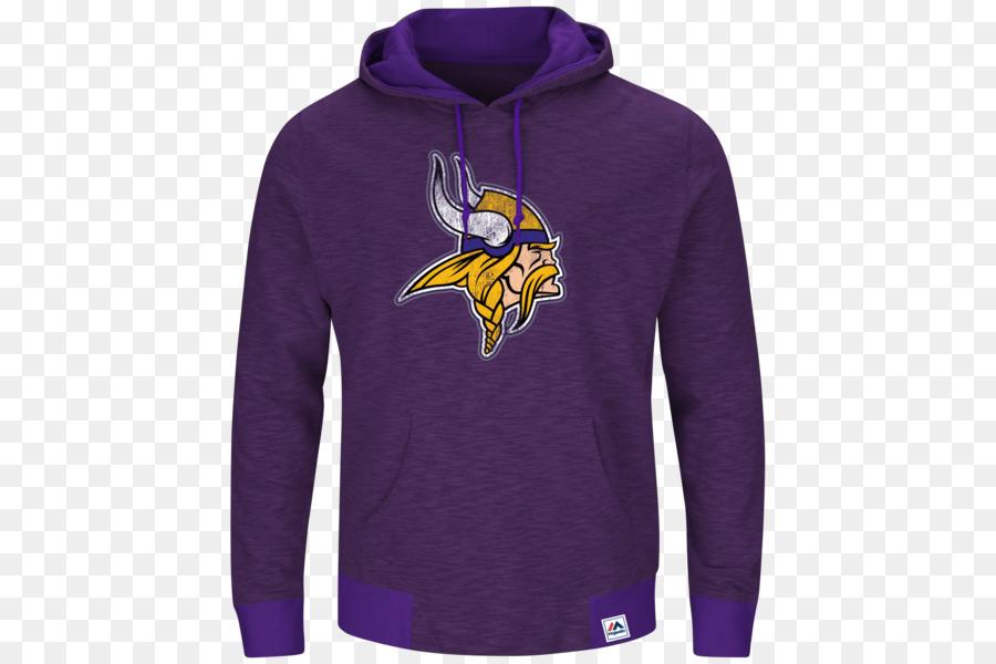 9a65a90dc Hoodie Minnesota Vikings NFL regular season Jersey - Majestic Athletic png  download - 600 600 - Free Transparent Hoodie png Download.