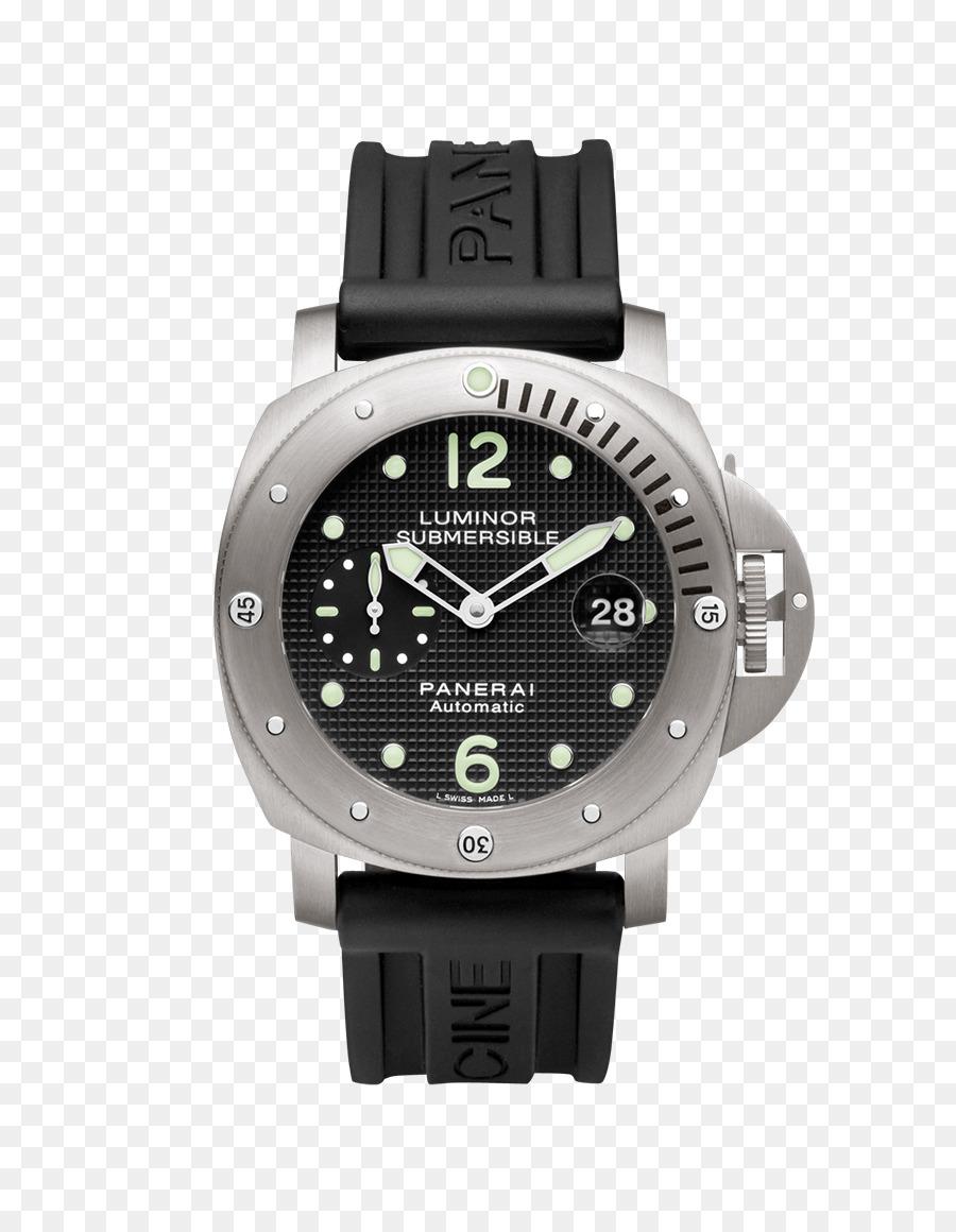 d9a730587f1 Panerai Homens Luminor Marina 1950 3 Dias Automático do relógio de Titânio  - assistir