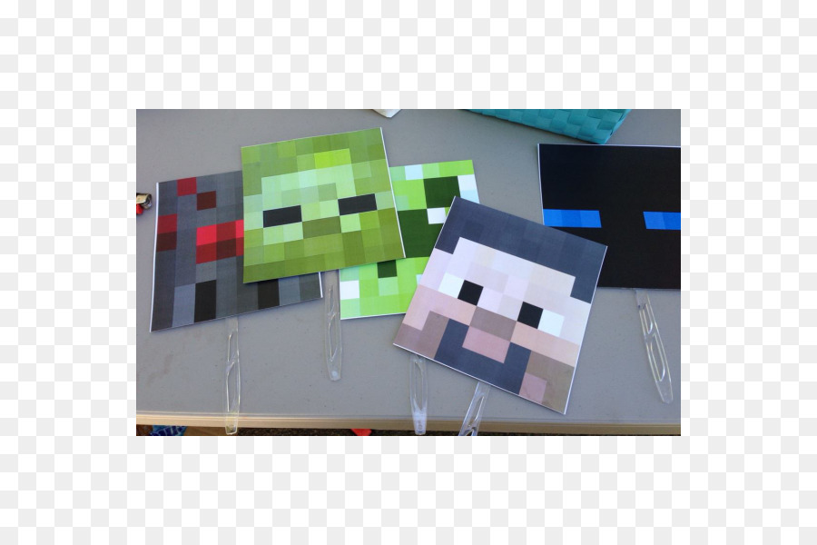 minecraft mask creepypasta face paper others png download 600
