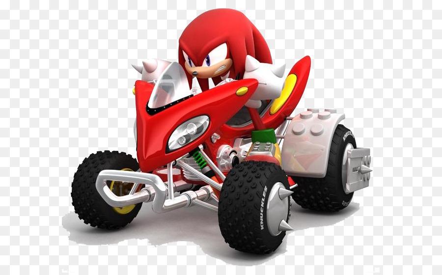 d16ad2be17f6 Sonic   Sega All-Stars Racing Sonic   Knuckles Sonic   All-Stars Racing  Transformed Knuckles the Echidna Xbox 360 - Sonic Sega Allstars Racing png  download ...