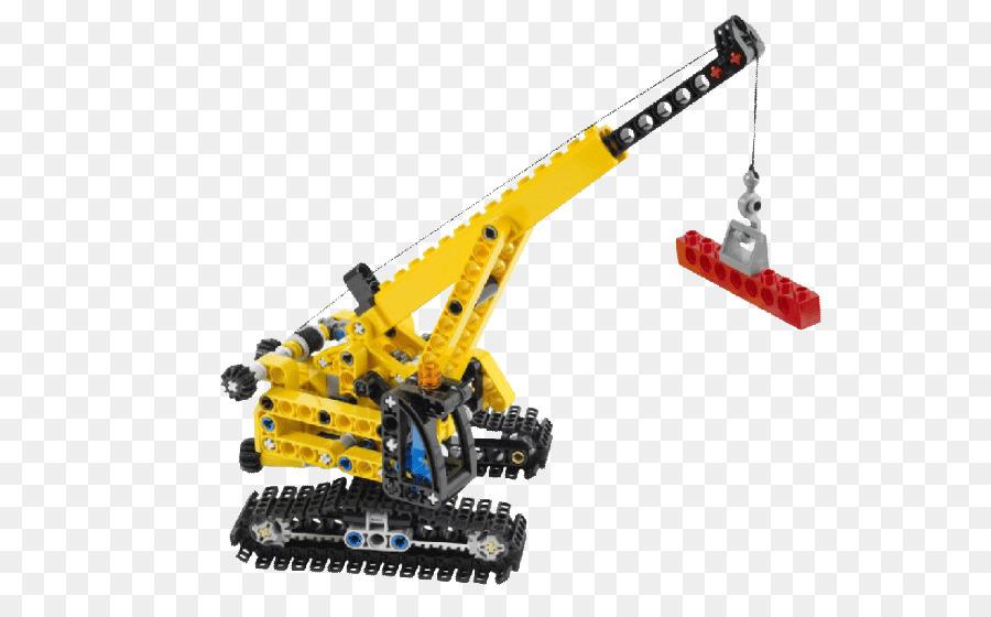 crane machine lego technic