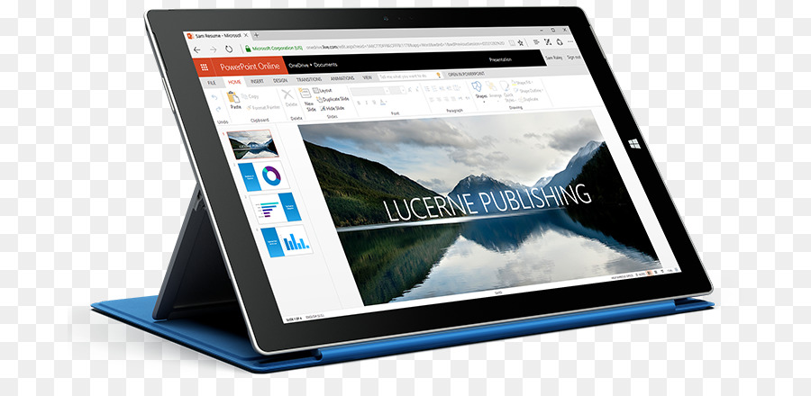 microsoft surface microsoft powerpoint presentation program