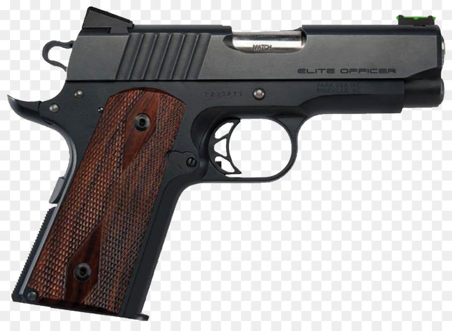 Springfield Armory M1911 pistola Arma de fuego calibre .45 ACP 10mm ...
