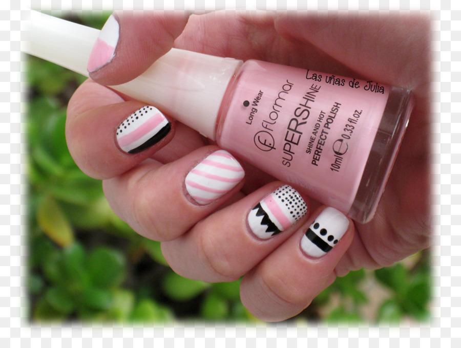 Nail Polish Manicure Nail Art Hand Model Nail Png Download 964