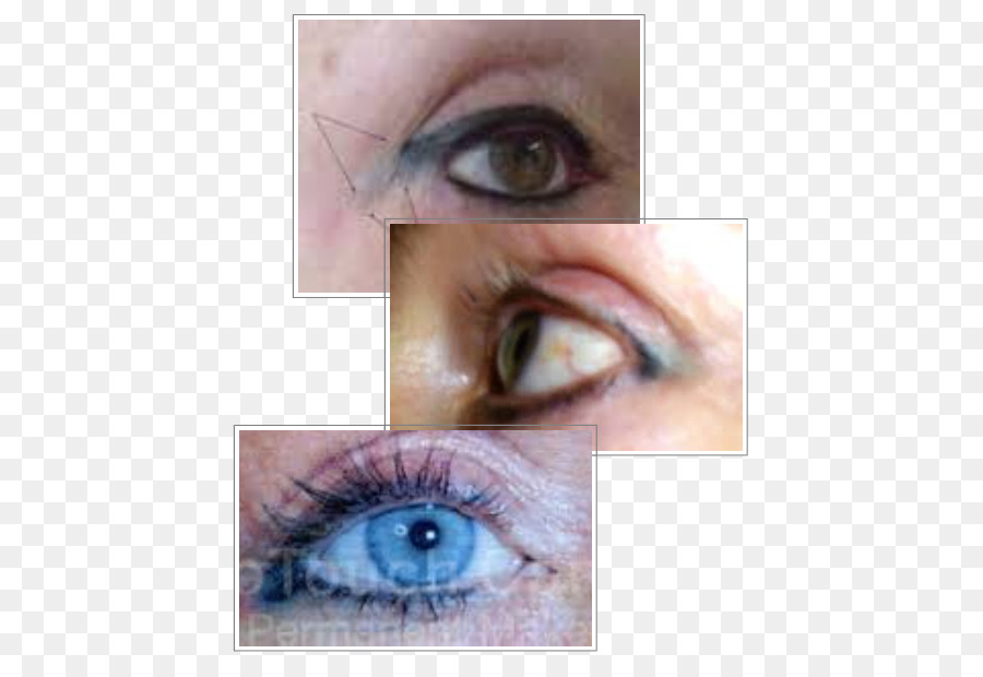 Wimpernverlngerung Eye Liner Eye Shadow Tattoo Permanent Makeup