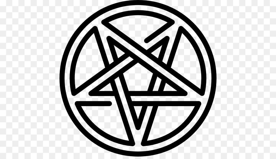Pentagram Satanism Devil Satan Png Download 512512 Free
