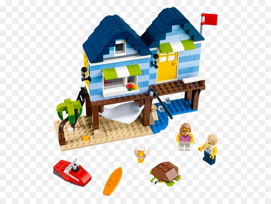 LEGO 31063 Creator Beachside Vacation Lego Creator Toy Lego