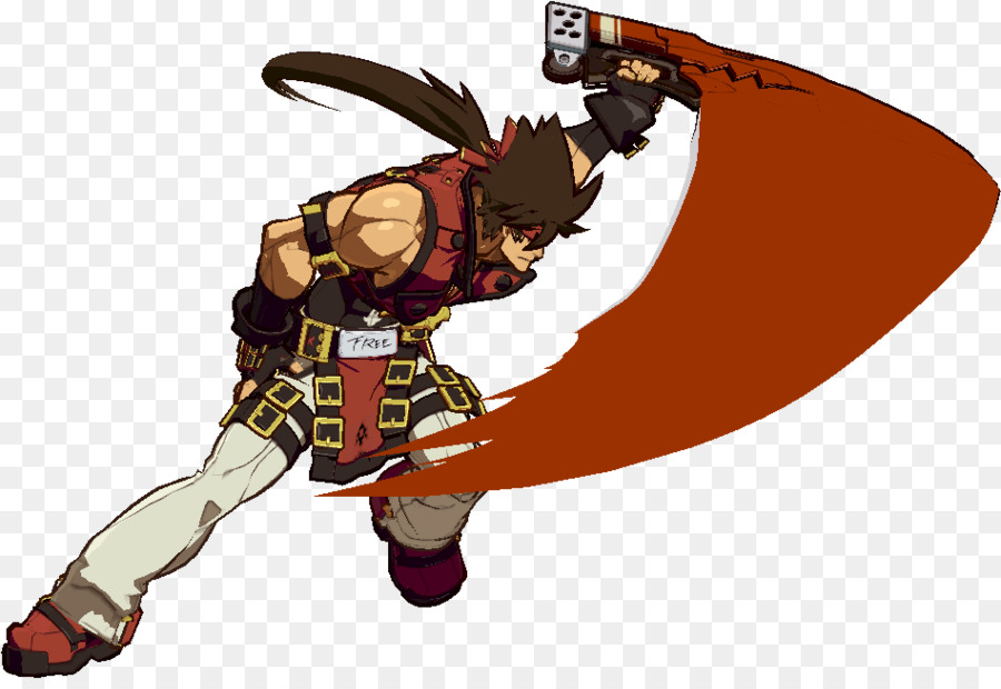 Guilty Gear Xrd Sol Badguy Character Wiki Sol Badguy Png Download