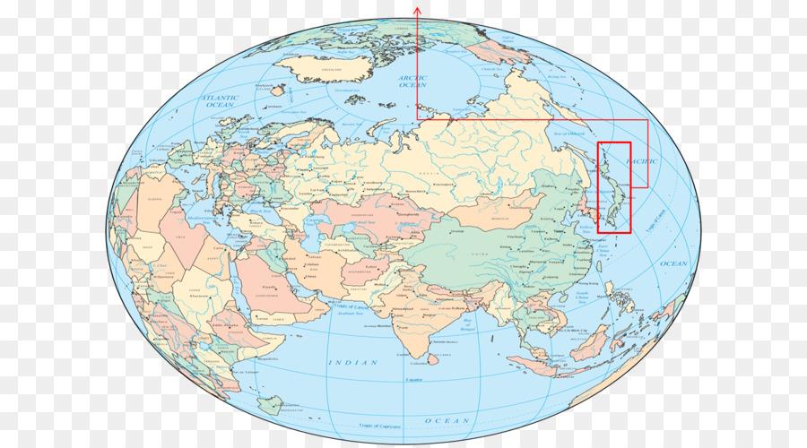 Sea Of Japan South Korea Southern Hemisphere Map Northern