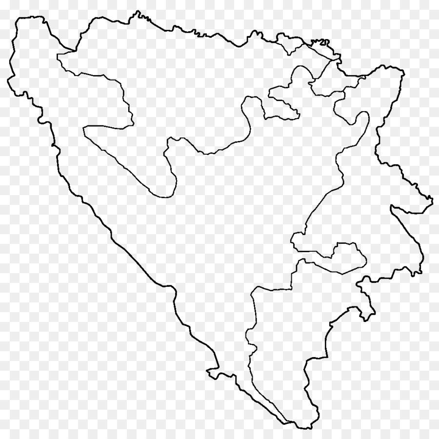 republika srpska mapa Federation of Bosnia and Herzegovina Republika Srpska Blank map  republika srpska mapa
