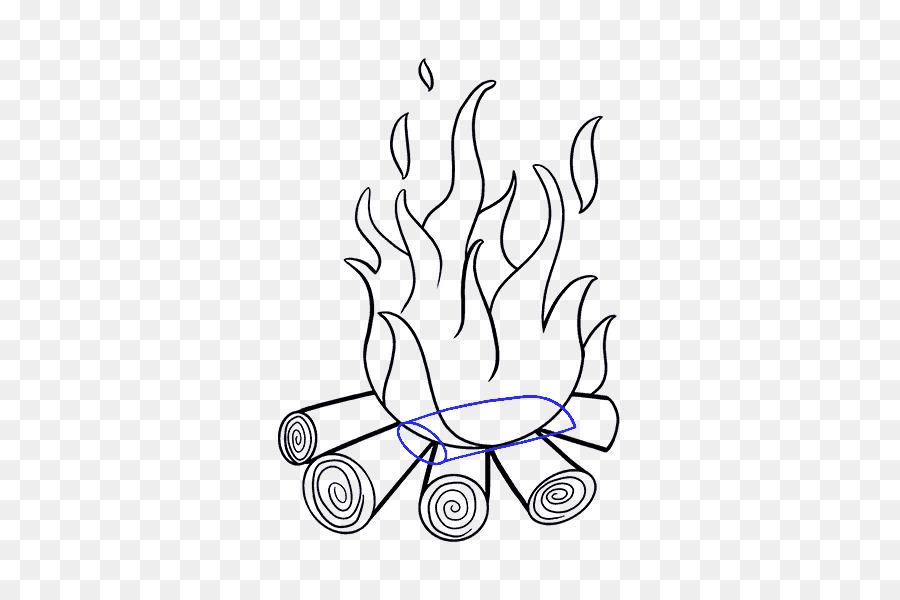 Dibujo de Fuego libro para Colorear, imágenes prediseñadas - fuego ...