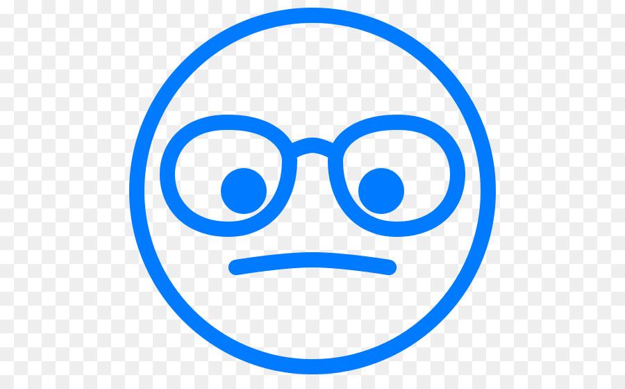 Iconos de equipo Emoticono Sonriente Nerd Clip art - sonriente png ...