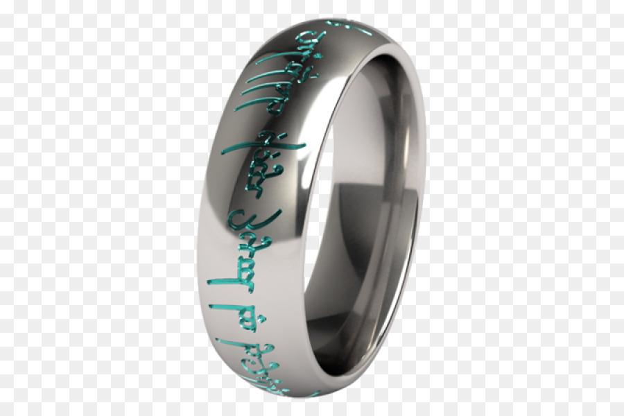 Hochzeit Ring Titan Ring Schmuck Verlobungsring Herr Der Ringe The