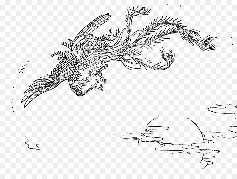Reptiles de la Línea de arte en artes Visuales de Croquis - dragón ...