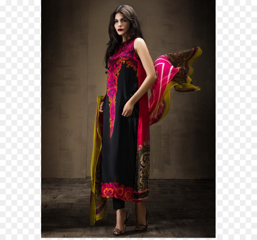Karachi Sana Safinaz Clothing Shalwar kameez Churidar - suit png ...
