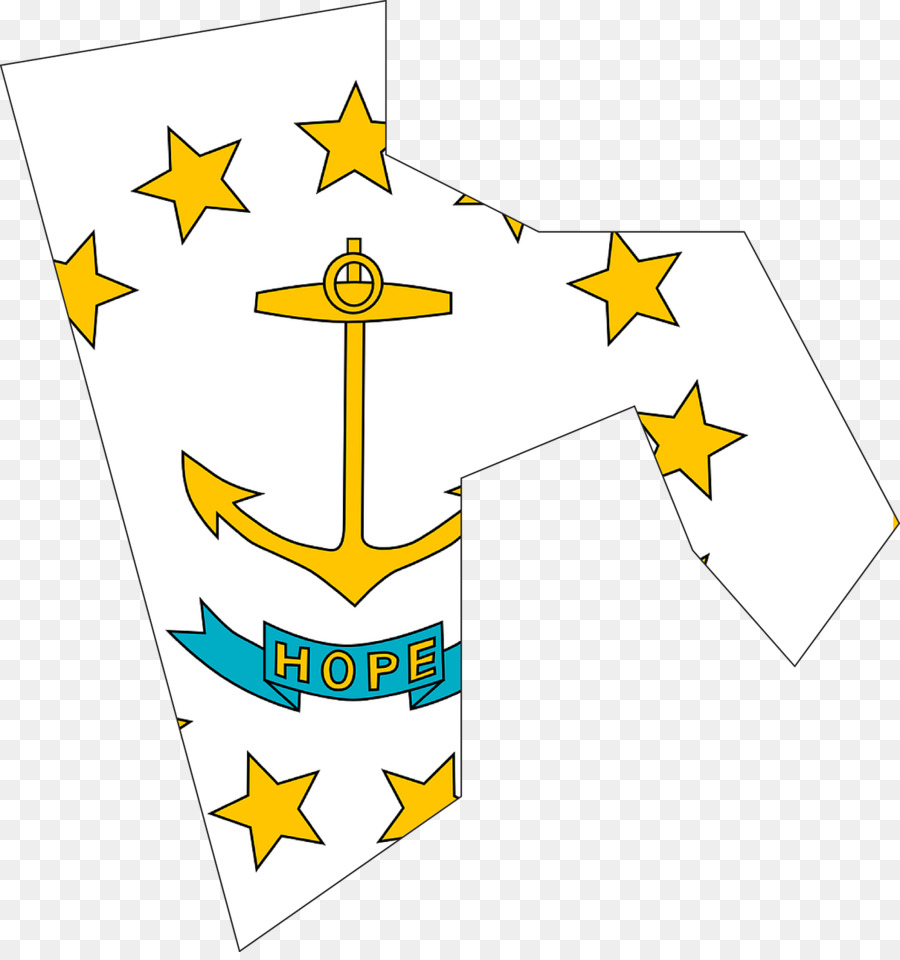 Bandera del Estado de Rhode Island de la bandera de la Bandera de ...