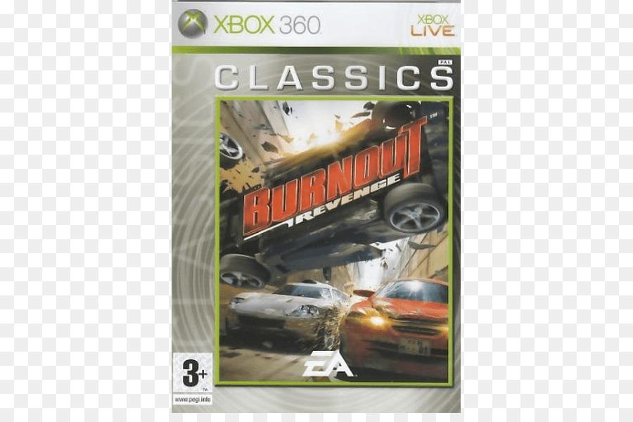 Burnout Revenge Burnout Paradise Xbox 360 Need for Speed