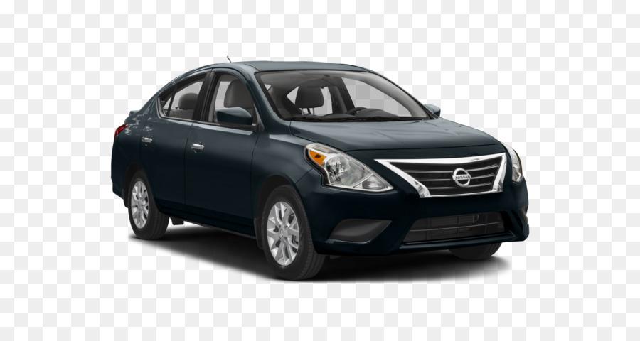 2018 Nissan Versa 16 Sv Sedan S Plus Car Land Vehicle Png
