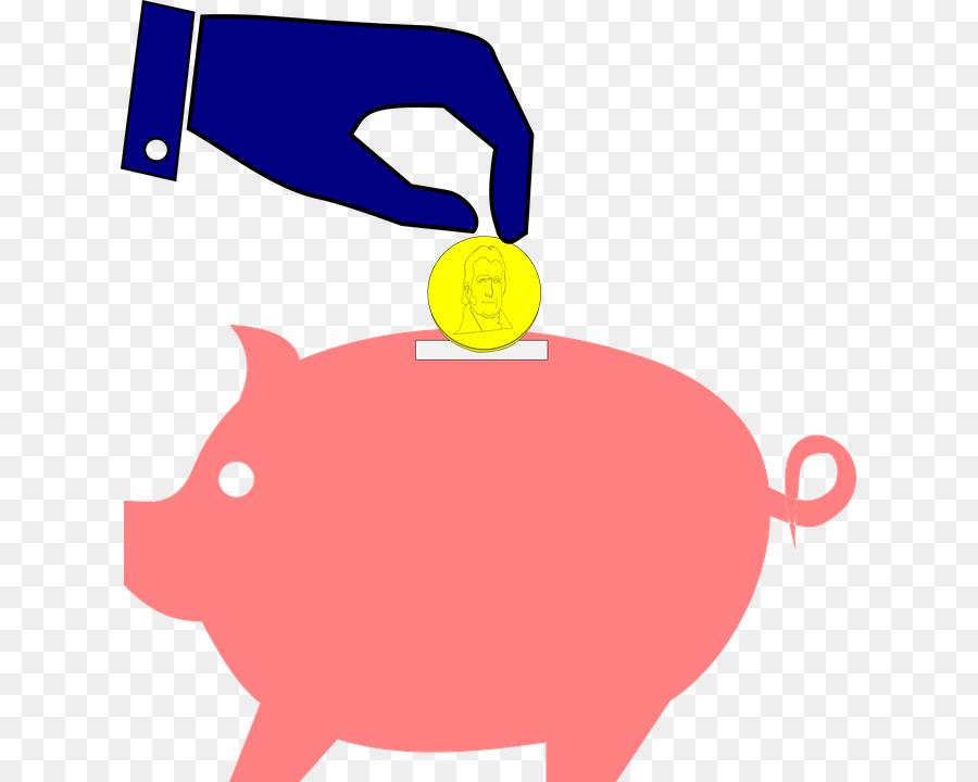 piggy bank money clip art bank png download 677 720 free rh kisspng com free clipart piggy bank savings piggy bank clipart free