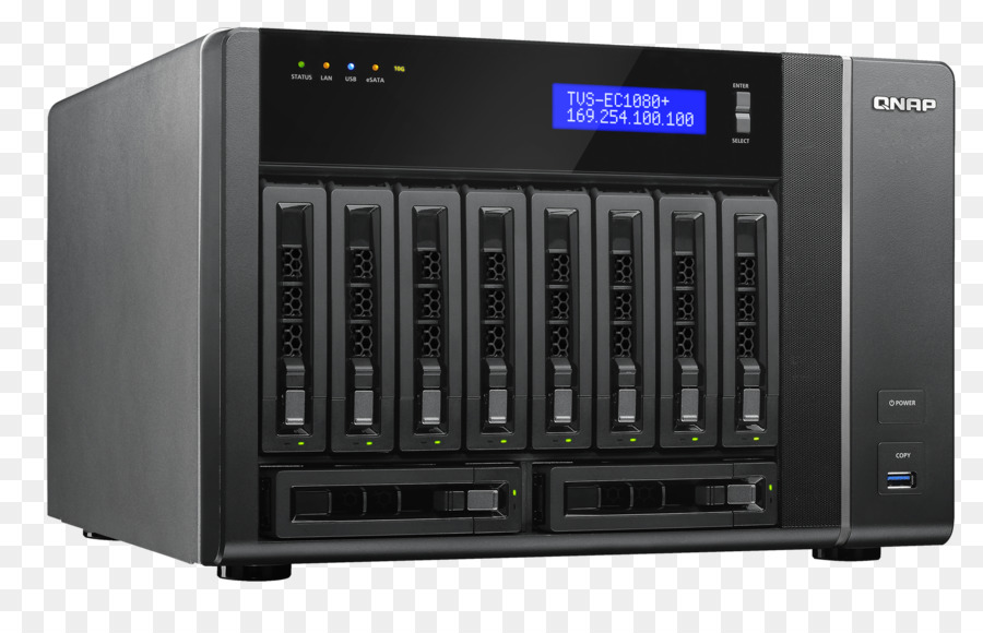 QNAP TS-239ProII+ Turbo NAS Update