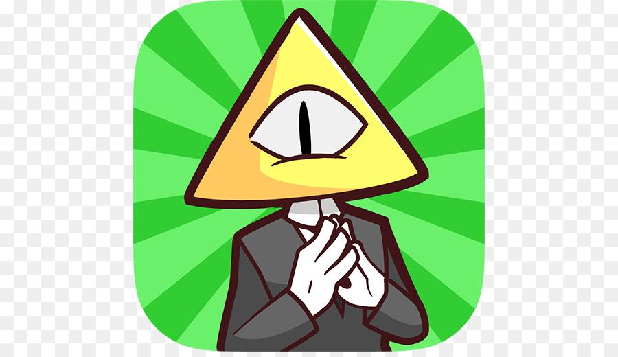 We Are Illuminati Conspiracy Simulator Clicker Green png