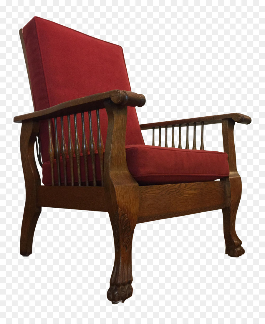 Morris Chair Table Mission Style Furniture Recliner   Chair