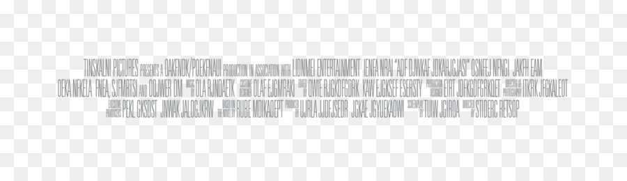 film poster closing credits text ad design template png download
