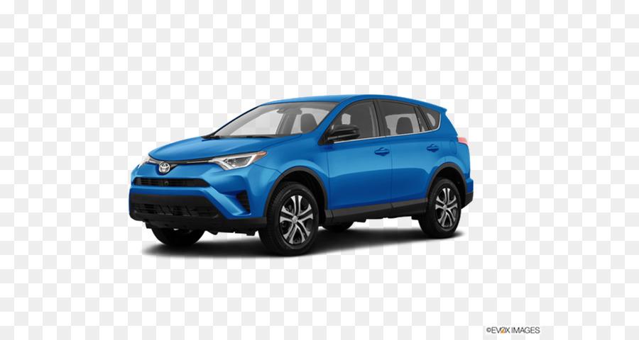 2018 Toyota Rav4 Le Suv Car Limited Blizzard Kelley Blue Book Png 640 480 Free Transpa