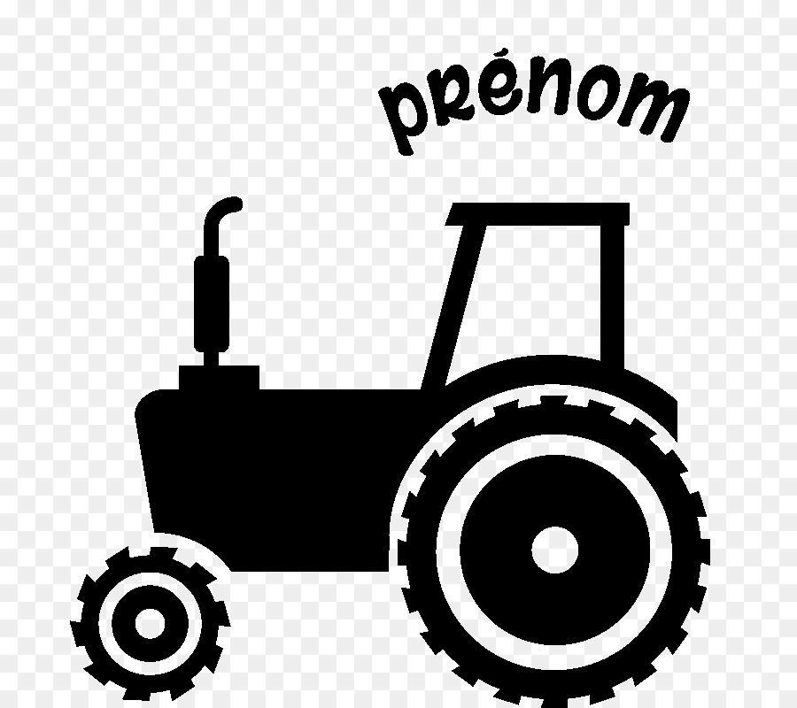 Aufkleber Wandtattoo Traktor Vinyl Gruppe Traktor Png