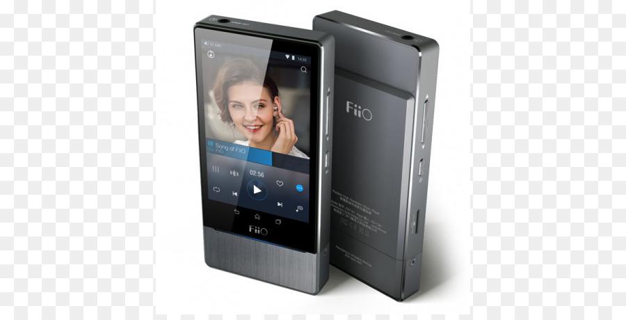 Digital audio High-resolution audio FiiO X Series Portable